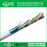 Twisted pair CCA-Leiter des Netz LAN-Kabel-CAT6 Unshield