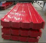 カラーによって塗られる電流を通された鋼鉄屋根ふきは80gを広げる