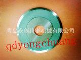 Lámina no tejida de la circular del aire del corte de la tela de la dureza excelente