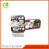 Medizinischer Arbeitsplatz-Emergency im Freiensport-Erste-Hilfe-Ausrüstung