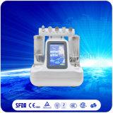 Machine en cristal superbe de peau de gicleur de l'oxygène de l'eau de soins de la peau de machine faciale multifonctionnelle de beauté