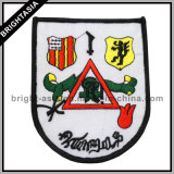 Wappenkunde Embroidery Patch für Jacket/Coat von Arms Patch (BYH-10745)