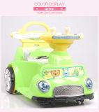 Silikon dreht Kind-elektrisches Auto-Kind-Spielzeug von China