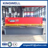 Máquina que pela certificada CE de la fábrica de Kingwell (QC12Y-6X2500)