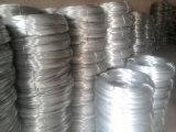 Arame de aço galvanizado para fabricação de unhas