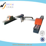 Aluminiumbock-Plasma und Flamme-Ausschnitt-Maschine für Eisen-Platte
