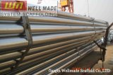 BS1139 En39の構築の足場管の鋼鉄足場の管