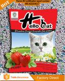 2016 Haustier-Reinigungs-Produkt-Bentonit-Babypuder-Katze-Sänfte