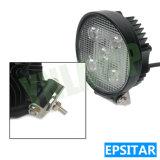 indicatore luminoso del lavoro di 4.5inch 15W IP67 Epistar LED per SUV