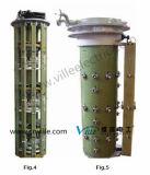 CV2タイプ真空ロード蛇口のChangersforのオイルによって浸される変圧器