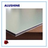 rivestimento decorativo esterno della parete dello strato composito di alluminio esterno del comitato ASP di 4mm PVDF