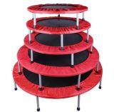新しい最新の中国の娯楽優秀な子供の子供および大人のための屋内円形のトランポリンのベッドのトランポリン