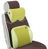 Elektrisches vibrierendes Massage-Arbeitsweg-Stutzen-Kissen/intelligentes Selbstauto-Massage-Kissen