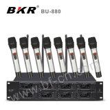 BU 880 다중 채널 무선 마이크 시스템