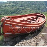 Gebruikte Mariene totaal Ingesloten Reddingsboot