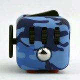 Hot Selling Fidget Cubes avec impression couleur Commande OEM