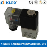 2V025-06 Aluminium Material Direct Acting Low Price Solenoid Valve