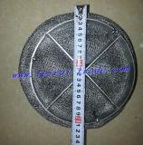 Dispositivo antiappannante della rete metallica della foschia della torretta