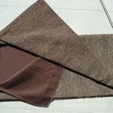 Tela teñida 100% de los hilados de polyester del Chenille del telar jacquar para el hogar