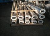Profils en aluminium pour les pompes à engrenages hydrauliques