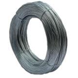 Heißes eingetauchter/elektrischer galvanisierter Draht, galvanisierter Eisen-Draht, galvanisierte Schwergängigkeit/Bindungs-Draht