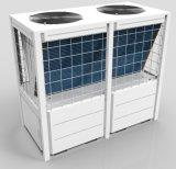 Pompas de calor aire-agua para refrescar y calentar 132kw
