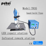 LEDの改善端末、LED修理端末、BGAの改善端末、Reballing機械、溶接機