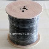 Gutes siamesisches Kabel des QualitätsRg59 CCTV-Kabel-Rg59