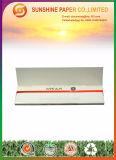 Бумага завальцовки размера Superking куря с белой бумагой 20GSM