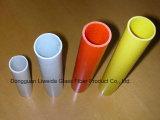 Tubo Anti-Corronsion de FRP, tubo de la fibra de vidrio, GRP poste con alto rendimiento