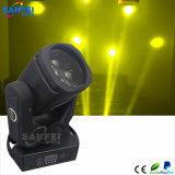 LEDのビーム移動ヘッド4*25W極度のビームライト