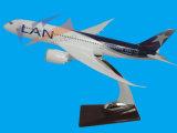 Linhas aéreas do LAN do modelo do avião de B787-8 Boeing