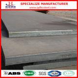 Плита упорного износа ссадины марганца ASTM A128 Mn13 стальная