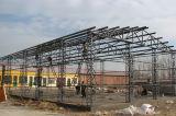 Taller prefabricado costado ahorro de la estructura de acero (KXD-SSW181)