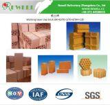 Mattone di funzionamento dell'argilla di strato/rivestimento per l'altoforno/stufa calda di scoppio