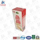 Scatola di imballaggio asettico per spremuta per latte