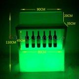 Contador impermeable de la barra del RGB LED para el acontecimiento del Pub del club de noche