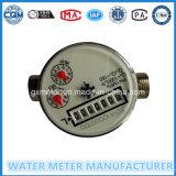 Type volumétrique buvant le mètre d'eau potable pour l'eau froide