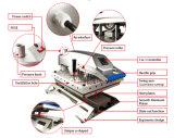 Tipo máquina ausente da gaveta do modelo novo da imprensa do calor do balanço