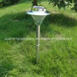Lumière au sol solaire extérieure de lampe du jardin DEL