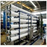 Equipamento marinho da dessanilização do Seawater com dispositivo da recuperação de energia