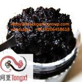 Затир чеснока чеснока заквашенный выдержкой черный