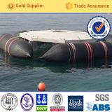 Bolsa a ar de borracha inflável do salvamento do navio da segurança de Guarante