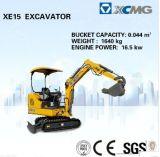 Machinery XCMG Machinery Xe15 Crawler Excavtor