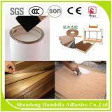 Chapa de madera /Glue adhesivo que se pega