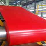 L'acier en métal du matériau de construction Dx51d a enduit la bobine d'une première couche de peinture en acier pour la construction