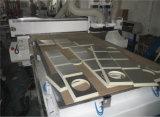 CNC di legno Router&Engraver di 1300*4000mm con due assi di rotazione uniti
