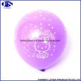 印刷12インチ2.0g広告のための標準カラー乳液の気球