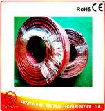 Auto-Regulating Temperature Electric Heating Cable di 25W 65c 48V
