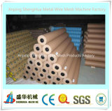 Equipamento de tecelagem automático do engranzamento de pano de parede da vara (baixo preço)